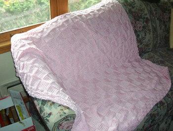 Bellas Baby Blanket