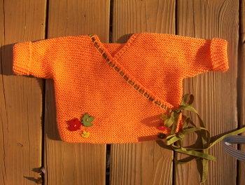 Avas Fall Kimono