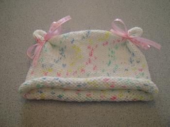 Easy Peasy Baby Hat